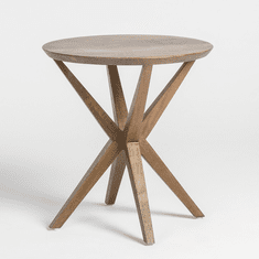 Alder and Tweed Quinn End Table