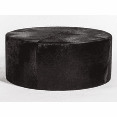 Alder and Tweed St. Francis Large Ottoman