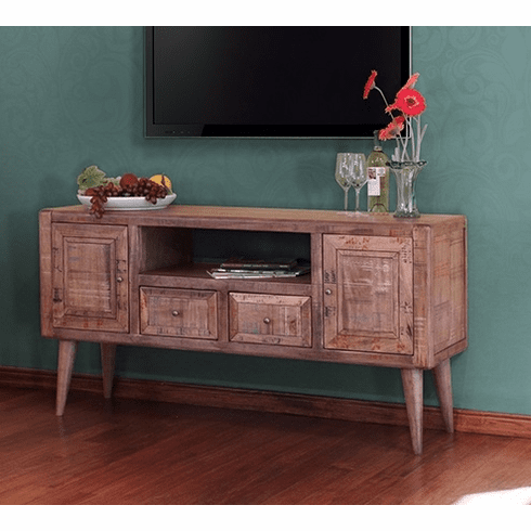 Retro Tv Stand 60 19 Png