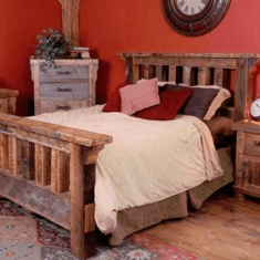 Rustic Furniture And Furnishings