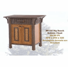 Big Ranch Bedside Chest