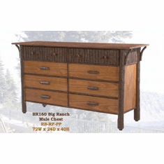 Big Ranch Mule Chest