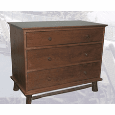 Calistoga Three-Drawer Dresser