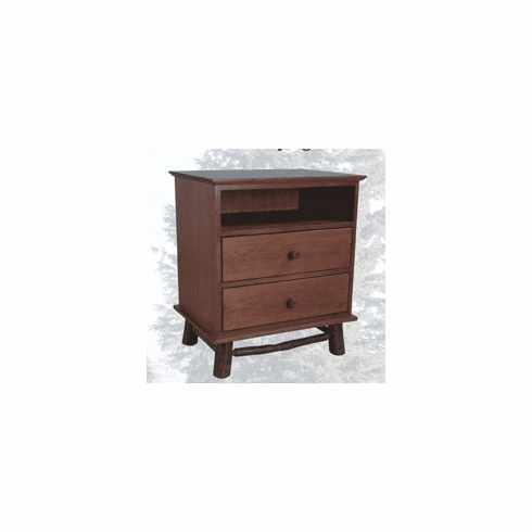 Calistoga Two-Drawer Nightstand