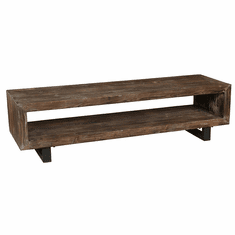 Classic Home Rustic Corsica Coffee Table