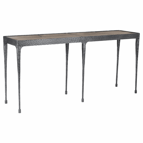 Classic Home Rustic Cromwell Console Table