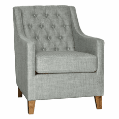 Classic Home Rustic Walton Club Chair
