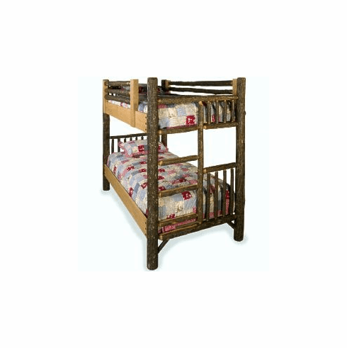 Classic Twin Bunk Bed