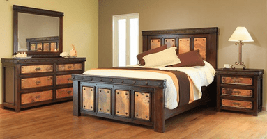 Rustic Copper Canyon Collection