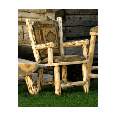 Frontier Upholstered Captain's Chair