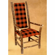 High Back Arm Chair