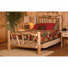 Hobble Creek Bed - Aspen Furniture