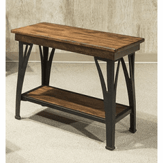 Intercon District Chairside Table