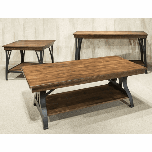 Intercon District Console Table