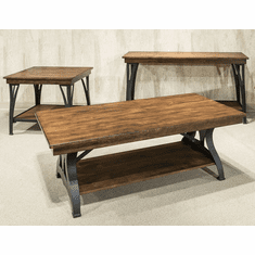 Intercon District End Table