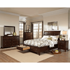 Intercon Jackson Bed