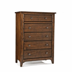 Intercon Jackson Five-Drawer Standard Chest