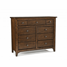 Intercon Jackson Nine-Drawer Chesser