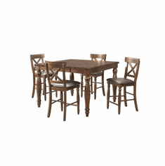 Intercon Kona Trestle Gathering Table