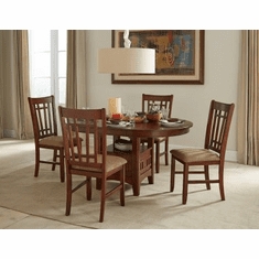 Intercon Mission Casual Dining Table