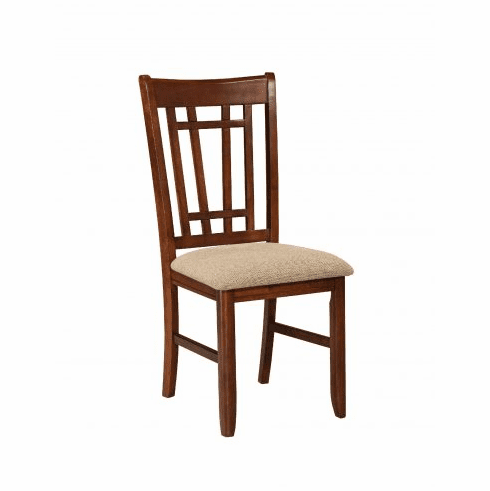 Intercon Mission Casual Side Chair