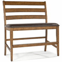 Intercon Santa Clara Ladder-Back Bench