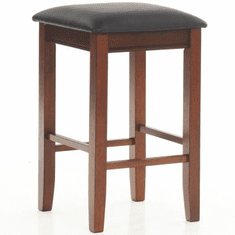 Intercon Siena Backless Counter Stool