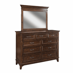Intercon Star Valley Nine-Drawer Dresser