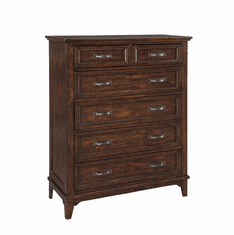 Intercon Star Valley Six-Drawer Standard Chest
