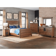 Intercon Taos Panel Bed
