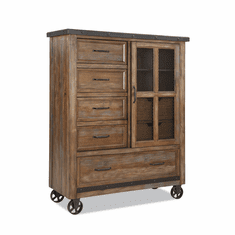 Intercon Telluride Six-Drawer Gentleman's Chest