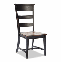 Intercon Winchester Ladder-Back Side Chair