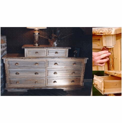 Mount Robinson Stacked Dresser