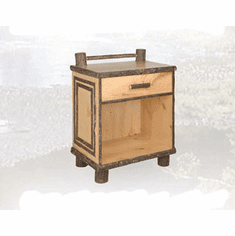 Old Faithful Bedside Chest