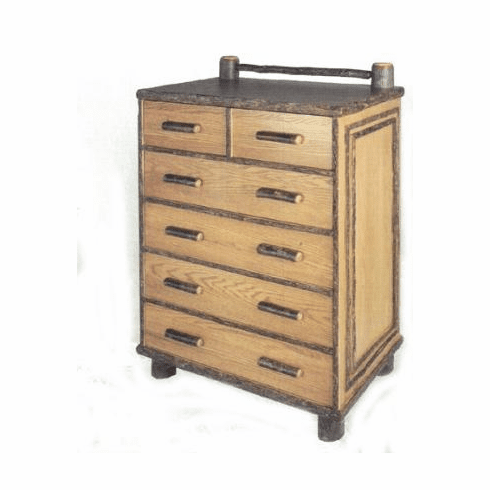 Old Faithful Five Drawer Chest