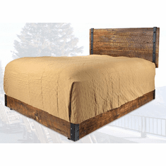 Old Hickory Brooklyn Reclaimed Platform Bed