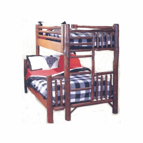 Old Hickory Bunk Bed Twin over Full