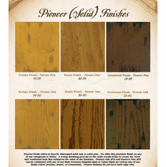 Old Hickory Pioneer Wood