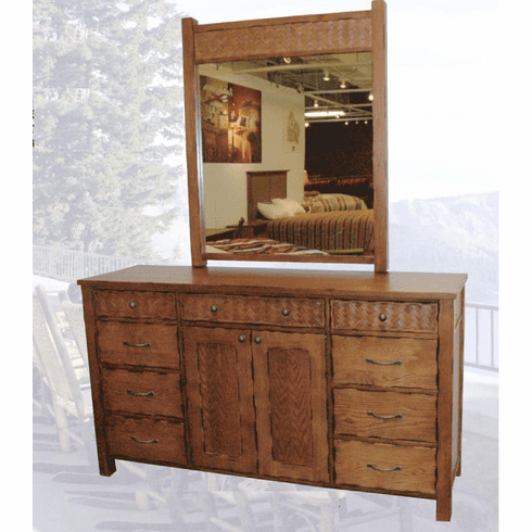 Old Western Trails Mule Chest
