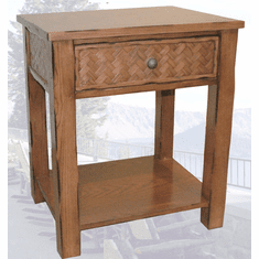 Old Western Trails Nightstand