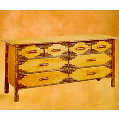 Phoenix 6-Drawer Double Dresser