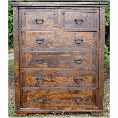 Rustic Autumn Chest