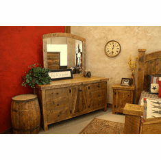 Rustic Chests and Dressers
