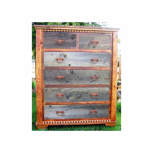 Rustic Country Chest