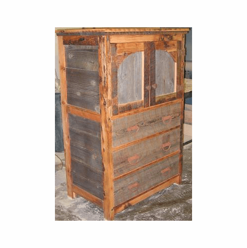 Rustic Country Gentleman's Chest