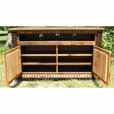 Rustic Country TV Stand