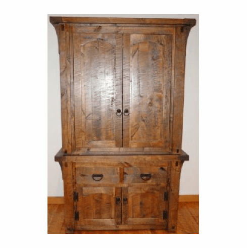 Rustic Creek Armoire