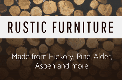 Rustic Furniture Styles