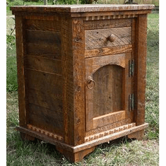 Rustic Homestead Night Stand