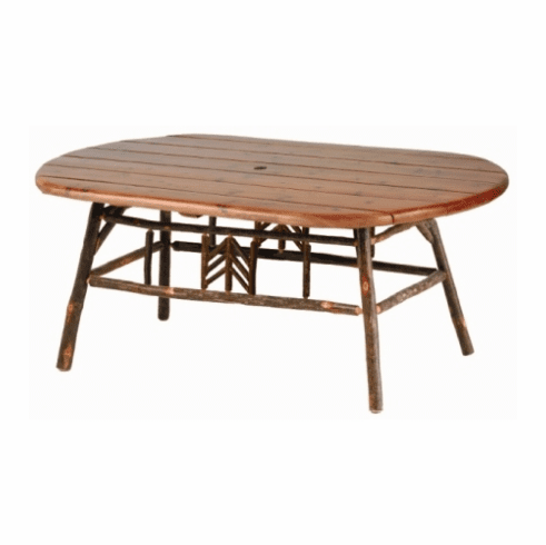 Smoky Mountain Long Dining Table